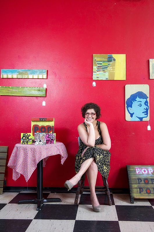 Baton Rouge artists shine with Pop! Smart Show - [225]