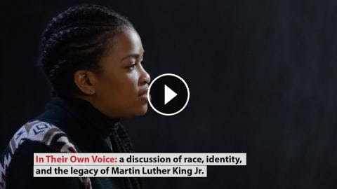 In Their Own Voice: Race, Identity and the Legacy of MLK