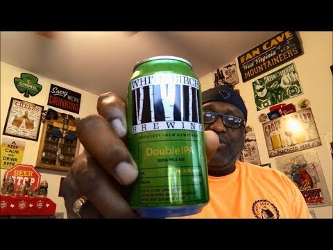 White Birch Brewing Double IPA Beer Review