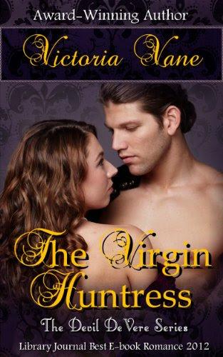The Virgin Huntress (The Devil DeVere) by Victoria Vane