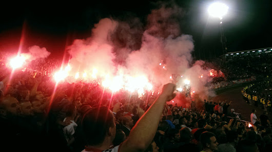 No Guarantee Of Safety: Inside the Belgrade Derby