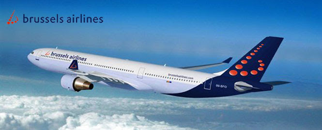 A Brussels Airlines A330