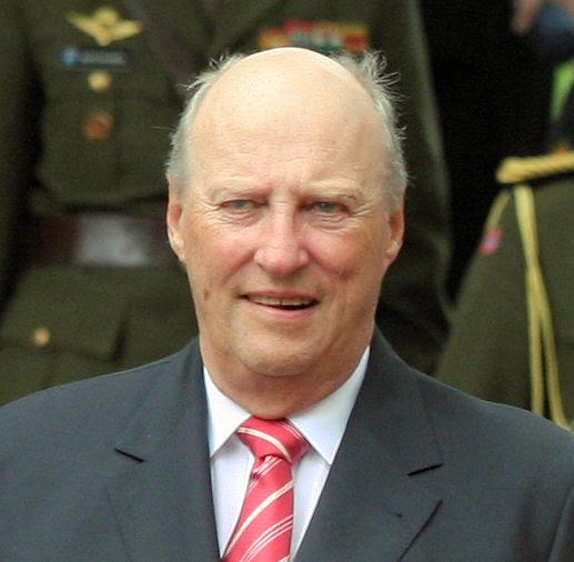 Hans Majestet Harald V Olavsson, af Guds Naade og efter Rigets Constitution, Konge over Norge