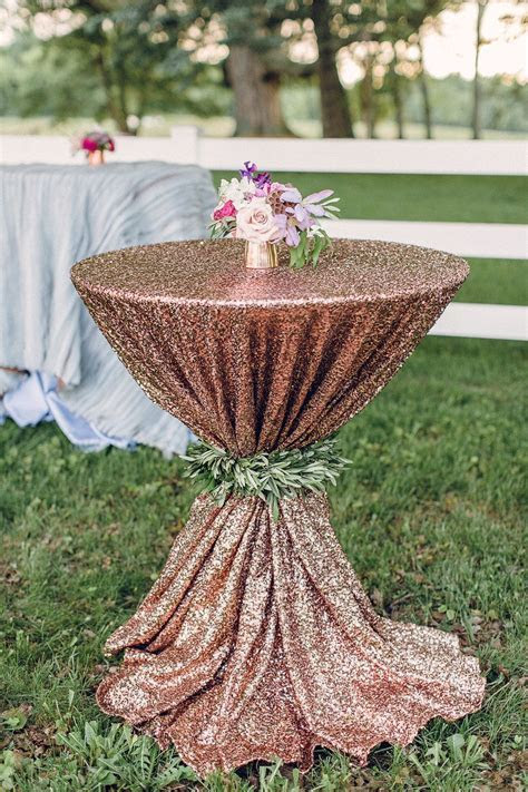 Rustic Elegance Wedding Inspiration   Copper   Cocktail