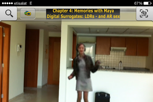 Digital Surrogates: Tele-travel & The future of Long Distance Relationships (LDRs) | Memories With Maya - The Dirrogate