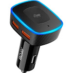 Anker ROAV - Viva Pro Alexa Enabled 2-Port USB Vehicle Charger - Black