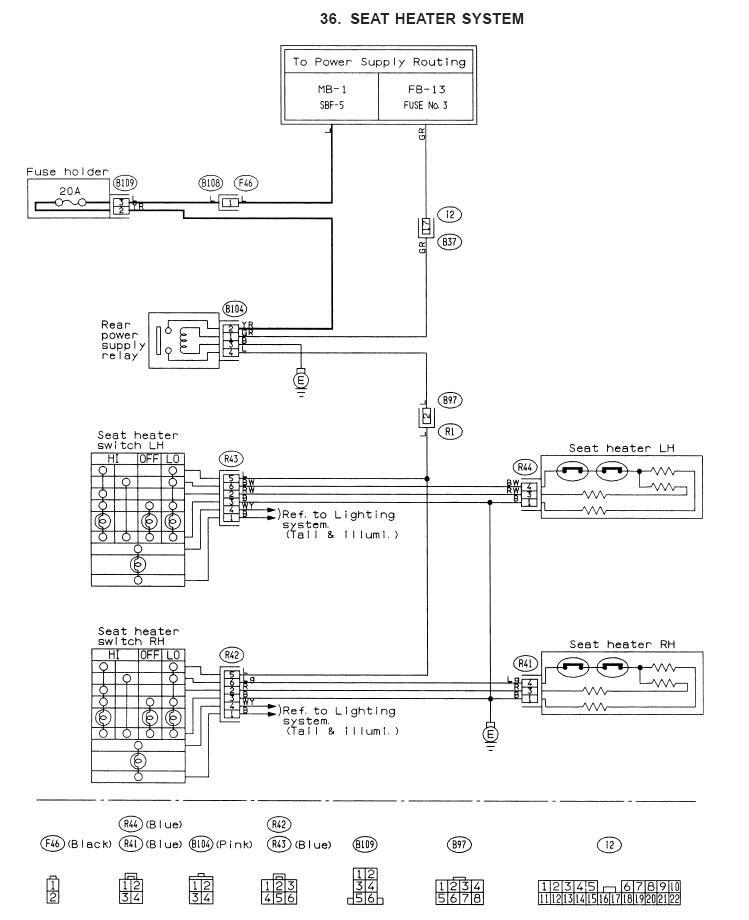 subaru forester headlight wiring  gm wiring alternator