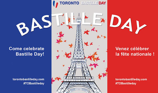 767. Bastille Day in Multicultural Toronto – 2017