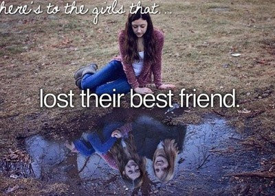 Sad Quote About Losing A Friend Quote Number 615334 Picture Quotes