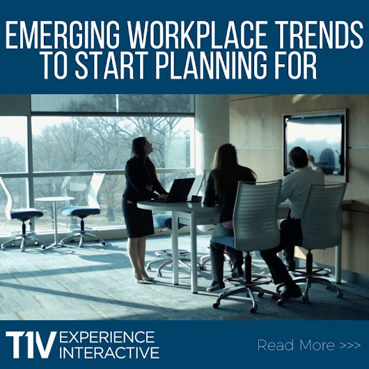 Emerging Workplace Trends to Start Planning For