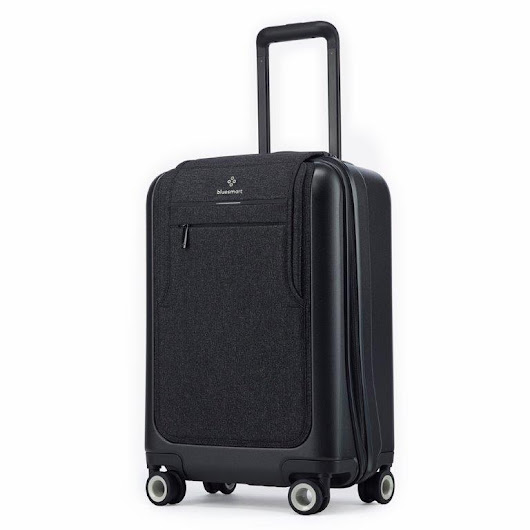 BlueSmart – Designer BlueSmart carry-on luggage for impressive Tech lover and luxurious people