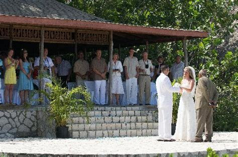 Our wedding   Picture of Tensing Pen Resort, Negril