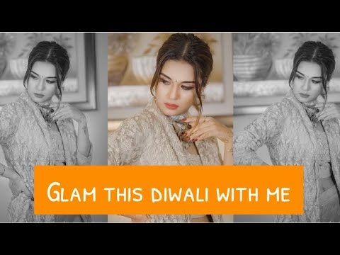 Glam this Diwali with Me   Makeup Tips
