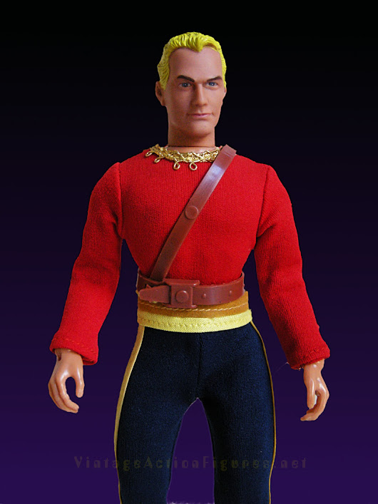 Flash Gordon – A Mego Masterpiece!