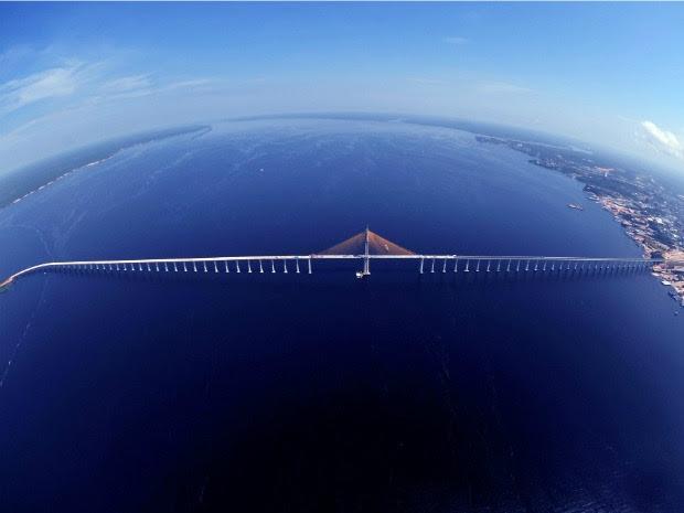Ponte Rio Negro_620 (Foto: Chico Batata/Agecom)