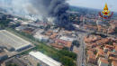 The Latest: 1 dead, up to 70 injured in Italy road explosion