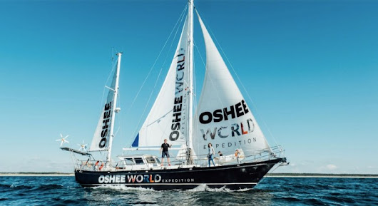 7 Continents, 5 Oceans: OSHEE World Expedition | everywhs.com