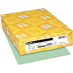 Neenah Paper - Exact Index Card Stock, 110 lbs., 8-1/2 x 11,
