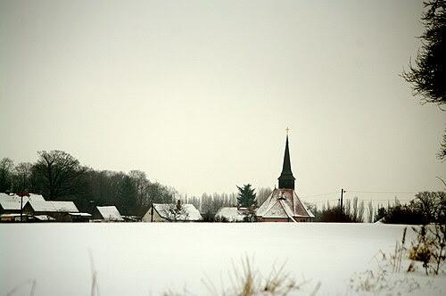 Bagow dorfkirche aus ferne 31.12.2010 12-30-19
