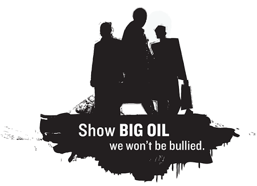 Tell the SEC not to be bullied by Big Oil.