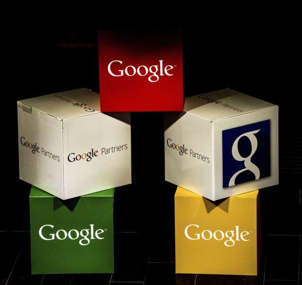 Logotipos do Google