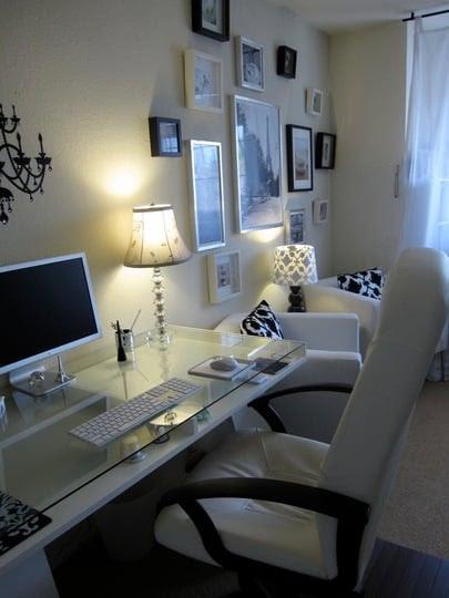 Eye candy: An Ikea furnished home office - IKEA Hackers