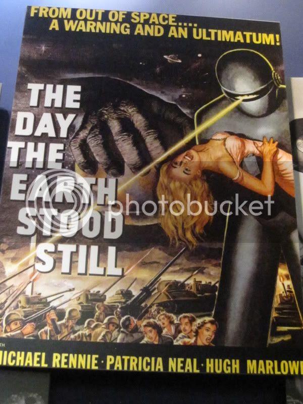 50s scifi movie poster