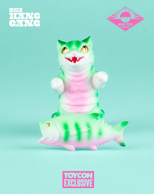 The_Hang_GangxMax_Toy_Co_Kaiju_Negora_ToyCon_Exclusives