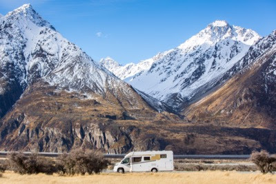 Scenery and Surf - An Epic NZ Motorhome Tour