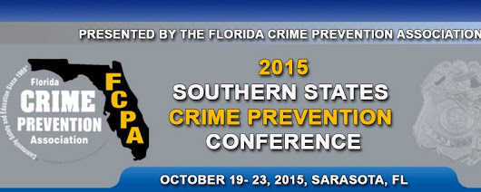 2015 Southern States Crime Prevention Conference - Crime Prevention HQ