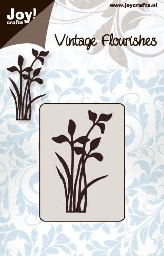 Noor! Design - Vintage Flourishes - Bloem 1