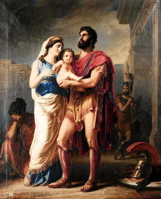 Hector and Achilles: Two Paths to Manliness | The Art of Manliness