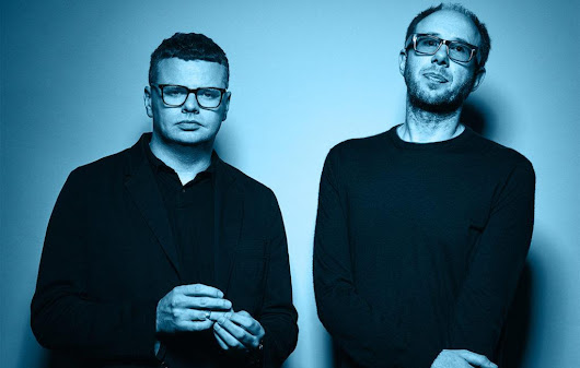 The Chemical Brothers take us back to the rave era with 'MAH'