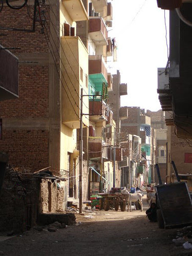 Aswan - Down the Alley