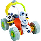 Alta Adjustable, Interchangeable Kids Toy Car, Custom Designed, Soft Pieces