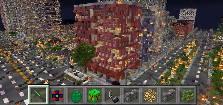 INNER CORE MINECRAFT PE MODS APKPURE - Download minecraft