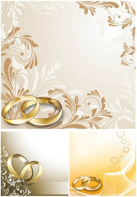 Pin on Wedding invitations, cards, backgrounds