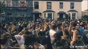 Marlborough Road party