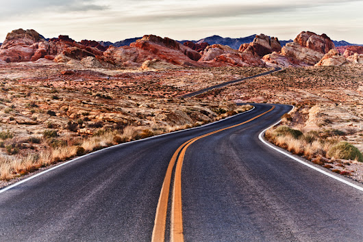 These 11 Beautiful Byways In Nevada Are Perfect For A Scenic Drive