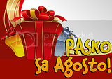 {Pasko sa Agosto} A Dozen Earrings Giveaway *CLOSED*