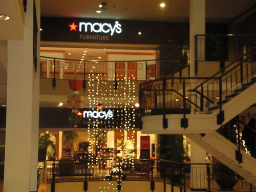 Macy's Furniture; former Hecht's Furniture Gallery and JCPenney (Ballston Common Mall)