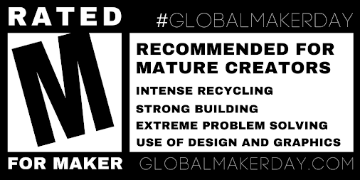 Oct. 23rd is Global Maker Day. You can attend virtually and engage your students in making and learning...