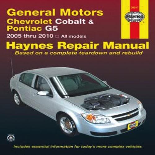 Haynes Cobalt Repair Manual Pdf Download