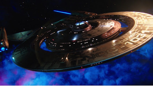 Fan Theory: Is the USS Discovery a Section 31 Ship?