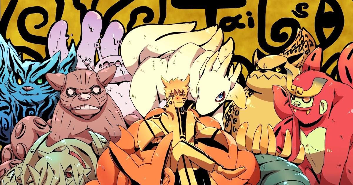 Naruto Shippuden Chibi Wallpaper - Bakaninime