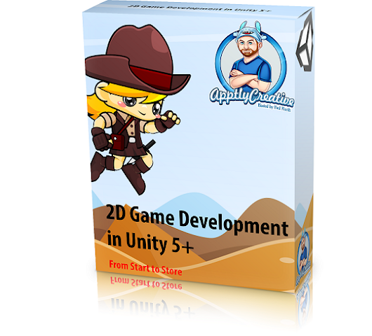 Become a Unity game developer