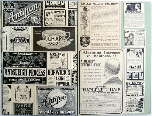 Edwardian Advertising