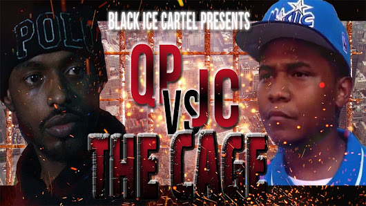 QP VS JC//THE CAGE//BLACK ICE CARTEL - YouTube