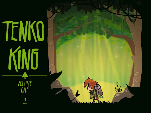 Tenko King Volume One: A New Leaf