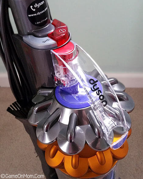 The New Dyson Small Ball is Big on Efficiency - Game On Mom